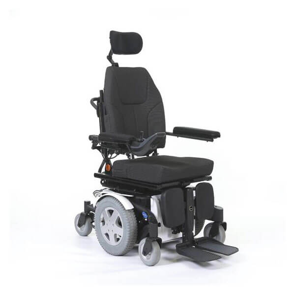 A powered wheelchair